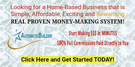 Work from home with the Automatic Builder